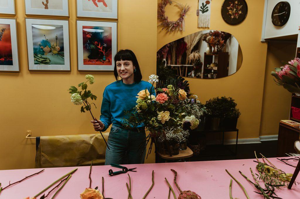 Marzenia się nie spełniają, marzenia się spełnia. Jak stworzyć niesamowitą kwiaciarnię?